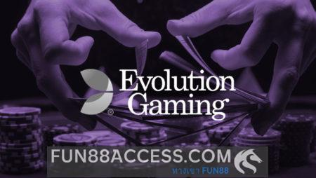 evolution-gaming-fun88